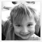 My favorite little boy